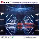 Comitato/parete/segno dell'interno senza giunte dell'affitto LED di colore completo video per l'esposizione, fase, congresso di P3/P4/P5/P6