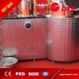 500L aço inoxidável Ss304 ou destilaria de cobre vermelha da vodca para a venda