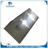 via tutta del giardino della batteria di litio del chip di 20W Bridgelux in un indicatore luminoso di via solare del LED