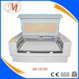 Blue&Grey 색깔 (JM-1410H)를 가진 관례 크기 Laser Cutting&Engraving 기계