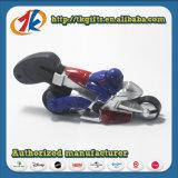 Jouet principal en plastique de lanceur de Motobike de modèle neuf pour des gosses