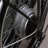 [20ينش] يطوي درّاجة كهربائيّة