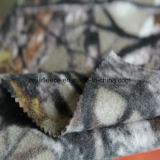 2側面が付いているジャケットプリント北極の羊毛は1側面のAntipillingにブラシをかけた