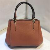 Мешок плеча PU высокого качества мешка Tote тавр сумок женщин ультрамодный популярный в Италии Sy8034