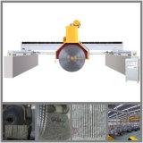 Sawing 구획 (DQ2200/2500/2800)를 위한 Multiblade 돌 브리지 절단기