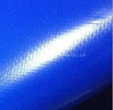 Polyester 1000d Belüftung-wasserdichte Plane verwendeter LKW-Deckel im Freien