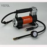 Schneller pumpender Auto-Luftverdichter mit LED-Licht