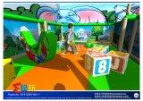 Jeux mous orientés de jungle pour des enfants