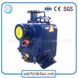Uno mismo que prepara la bomba de agua diesel horizontal centrífuga para las aguas residuales/el fango