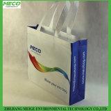 O saco não tecido do presente da promoção, com projeta &Size