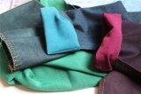 Dril de algodón específico del Spandex del poliester del algodón del color para los pantalones vaqueros tejidos