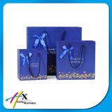 Heiß-Verkauf der kundenspezifischen PapierEinkaufstasche für Schmucksachen