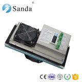 Condicionador de ar do semicondutor com a caixa de aço inoxidável para refrigerar do quiosque