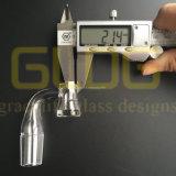 Banger кварца толщины Gldg 4mm термально для стеклянной трубы водопровода