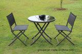Textileneの椅子を折る庭の家具