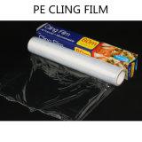 La película caliente biodegradable, se aferra película plástica, estiramiento caliente plástico de la película