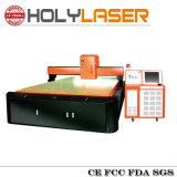 Machine à fleur de terre gravure de laser pour le cube en cristal