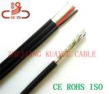 Câble rempli d'ordinateur de câble du câble UTP de transmission de réseau d'U/UTP Cat5e/Cable