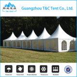 10 Leute-expandierbare preiswerte hohe Spitzen-Pagode-Zelte für Hochzeitsfest 4X4m