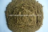 Alimentation de poissons de farine de poisson de protéine de la pente 55% d'alimentation pour la fabrication animale de la Chine de bétail de volaille