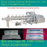 Sangre horizontal Gsb-220 4-Side que para la máquina del lacre de la alimentación auto del yeso de la esponja