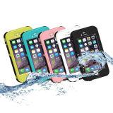 Самое новое всеобщее водоустойчивое iPhone 6 аргументы за телефона, случай мобильного телефона