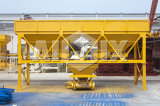 Vaste het Mengen zich van het Type van Vultrechter van het Type Hzs25 van Vultrechter Kleine Concrete Installatie