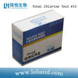 Probador residual total de la clorina de Dpd del agua de la calidad de la serie al por mayor de la prueba (LH2004)