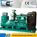 conjunto de generador diesel insonoro 250kVA accionado por Cummins Engine