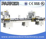 Machine à scie double à onglet pour machine à découper à profil de fenêtre en aluminium PVC