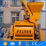Betonmischer heißes der Verkaufs-Doppelt-horizontaler Welle Js Serien-Js1500