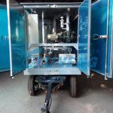 Planta de filtração de óleo de transformador móvel de alta tensão com Ce ISO