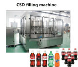 Pepsi 코카콜라 Fanta를 위한 자동적인 탄산 소다 음료 음료 충전물 기계 선