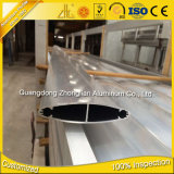 OIN 9001 a anodisé les extrusions en aluminium que la coutume d'usine a expulsées l'auvent en aluminium