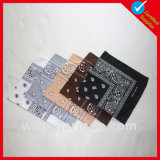 卸し売りポリエステル綿ヘッド正方形のスカーフ