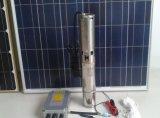 sistema solare della pompa ad acqua di agricoltura 4inch