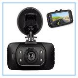 Carro cheio duplo DVR da lente de câmera HD 1080P mini WiFi com visão noturna