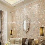 Etiqueta engomada Non-Wovenwallpaper de la pared del papel de la decoración de la alta calidad