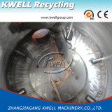 Agglomerator/granulador/compressor para a película do HDPE do LDPE dos PP do PE