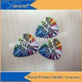 Stampatrice di plastica di getto di inchiostro di Digitahi di formato a base piatta UV della stampante A3 con inchiostro bianco