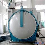 autoclave de recauchutado de la vulcanización del neumático de la calefacción indirecta del vapor de 3000X8000m m