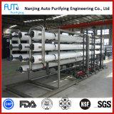 Sistema de la desalación del RO de la purificación del agua