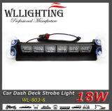 Indicatore luminoso d'avvertimento della piattaforma della visiera del precipitare dell'automobile LED del camion