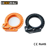 Sustentação da cor de Hoozhu S26 quatro para a câmera do mergulho