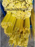 ガラス繊維はポリマーによって販売された棒、FRP固体棒、FRP棒を補強した