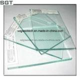 стекло поплавка 3mm 6mm ультра белое стеклянное ясное для ограждать бассеина