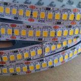 백색 PCB 3528 240LEDs/M LED 지구