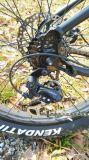 500W高速脂肪質のタイヤ販売のためのペダルが付いているブラシレス電気山の自転車