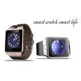 Carte SIM sèche de support de la montre Dz09 avec la montre de Bluetooth d'appareil-photo