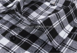 Tre camice di plaid degli uomini di colore